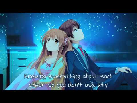Nightcore Where Do You Want To Be Lyrics Aprende Ingles Online