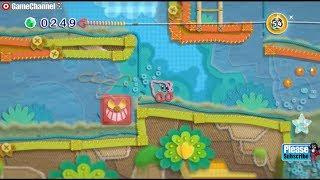 Kirby's Epic Yarn Nintendo Wii Adventure Kids Platform Games #2