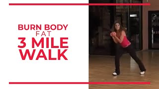 Burn Body Fat 3 Mile | Leslie Sansone
