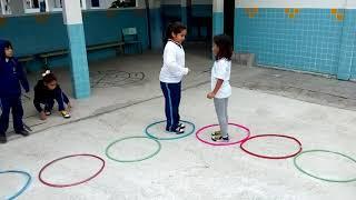 Corrida pedra papel tesoura - Educação Física - Jogos de ...