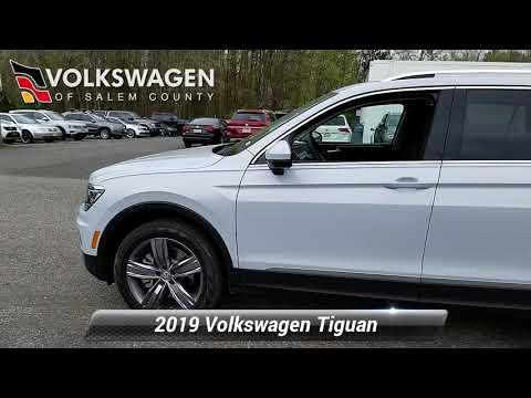 New 2019 Volkswagen Tiguan SEL Premium, Monroeville, NJ 194045