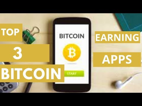 Top 3 Latest Bitcoin Earning Apps 2020 || Earn Upto $100 Per/Day