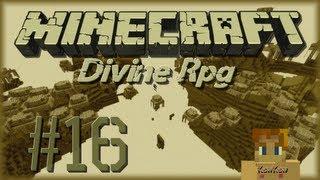 Divine RPG | Maître de chantier et Décorateur d'intérieur ! | Minecraft | Episode 16