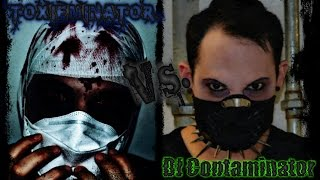 Toxieminator Vs. DJ Contaminator @ Rotterdam Terror Radio, Terror Industries #666, 27.11.2014