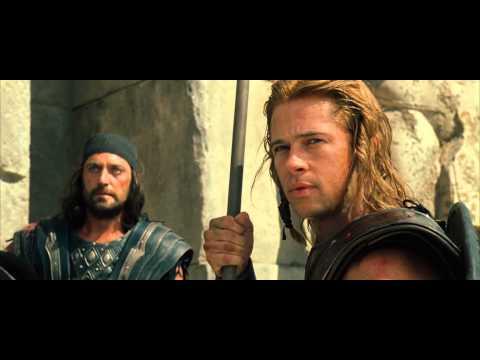 Troy  Spear Throw #Clip  Achilles 1080p BluRay