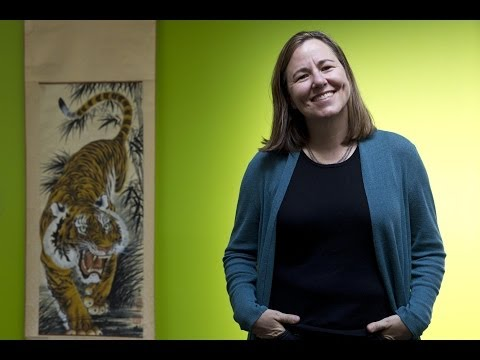 Annie Leonard, new Executive Director of Greenpeace USA!