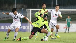 Great Eastern-Yeo's S.League 2016: Tampines Rovers FC VS Albirex Niigata FC (S) (24 June 2016)