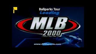 MLB 2000 Ballparks (4K60FPS)