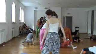 Контактная импровизация   Лейлани Веис 6 05 09