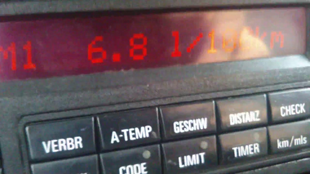 повышенный расход топлива bmw m51