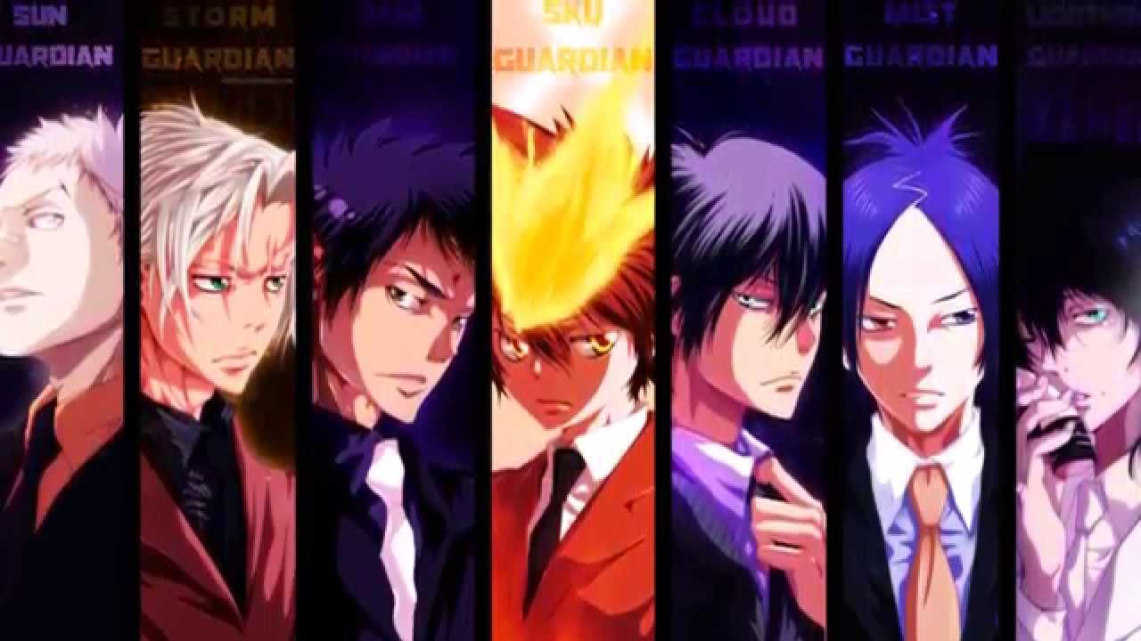 Top 30 Strongest Katekyo Hitman Reborn Characters Youtube