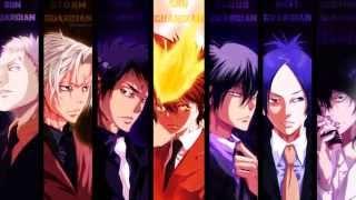 Repeat youtube video Top 30 Strongest Katekyo Hitman Reborn Characters