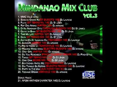 Mindanao Mix Club Vol.3