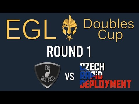 EGL Doubles Round 1 vs Czech Rapid Deployment  (12th August 2015)