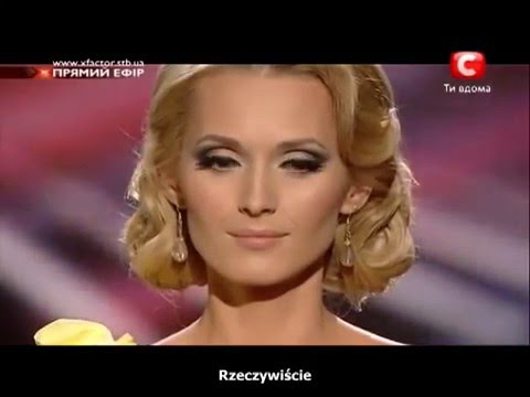 Aida Nikolaychuk Lauren Christy Color of the night full polish subtitles Napisy PL