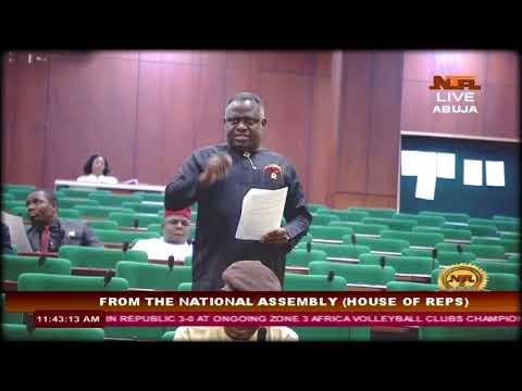 House of Representatives Plenary 19/4/2018