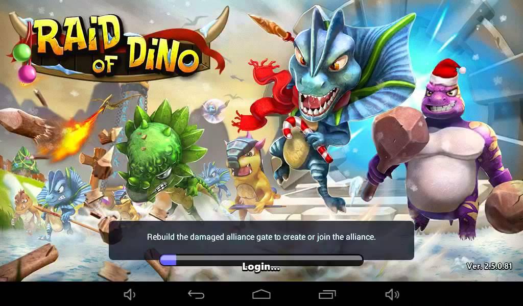 Rod Raid Of Dino Spiele Test Youtube