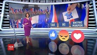 Опитування від ТСН: чи вплине новий французький президент на ситуацію в Україні