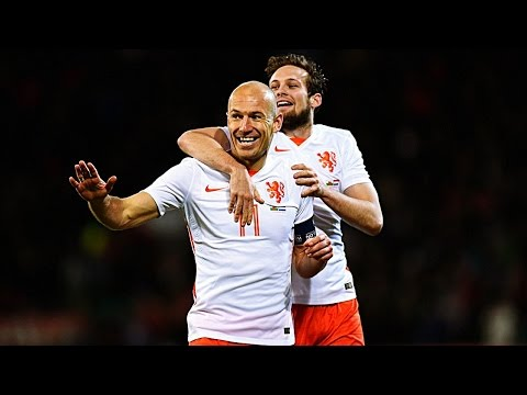 HIGHLIGHTS ► Wales 2 vs 3 Netherlands - 13 Nov 2015 | English Commentary