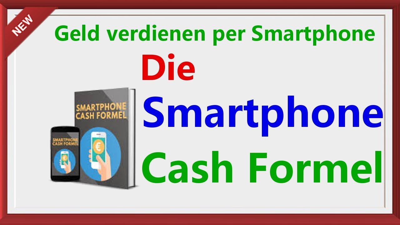 mit smartphone geld verdienen