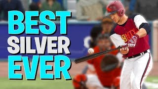 THE BEST SILVER IN THE GAME! MLB The Show 18 | Battle Royale