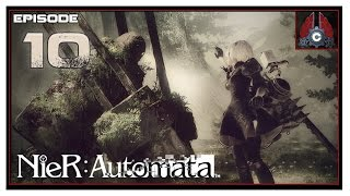 Let's Play Nier: Automata On PC (English Voice/Subs) With CohhCarnage - Episode 10