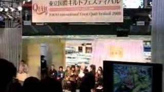 Tokyo Dome international quilt festival