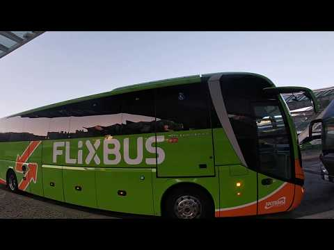 Lisbon To Seville | 7hr FLIXBUS Review