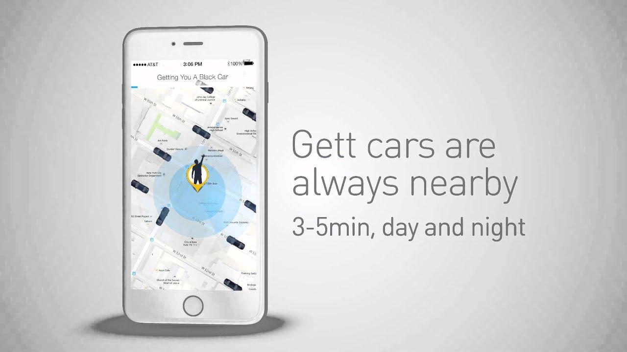 Gett | Start-Up Nation Finder