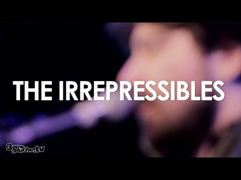 The Irrepressibles - New World - Acoustic [ Live in Paris ]