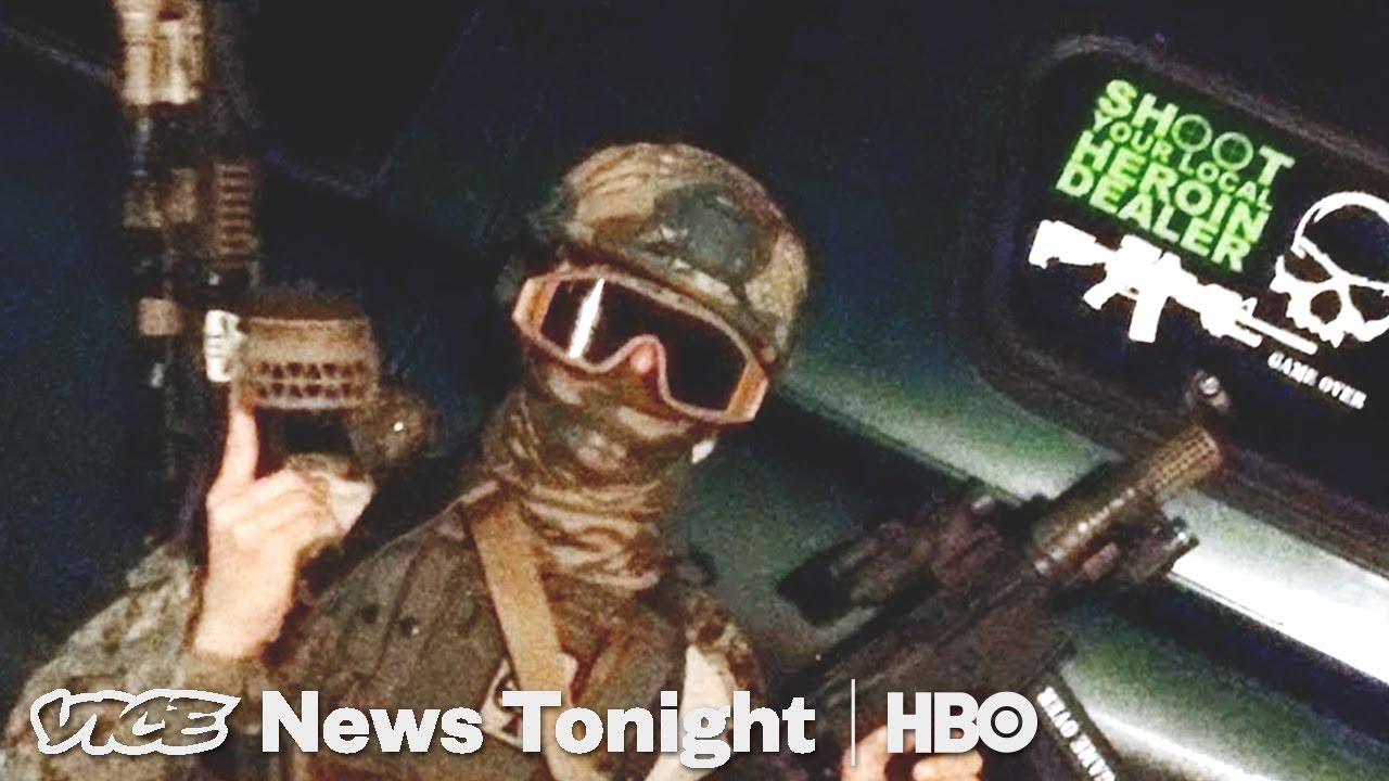 This Vigilante Dad Intimidates Drug Dealers To End Heroin Overdoses (HBO)