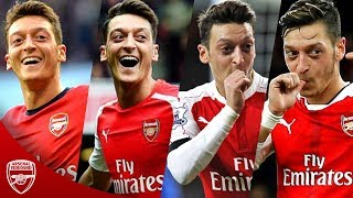 Mesut Özil - Ultimate Compilation - 4 Years at Arsenal