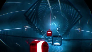 Beat saber expert practice (huge tracking issues)