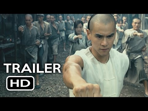 Rise of the Legend Official Trailer #1 (2016) Eddie Peng Action Movie HD streaming vf