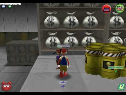 Toontown Cashbot Bullion Mint Doovi