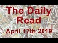 The Daily Read - April 17th 2019 - Switching On - Tarot Reading