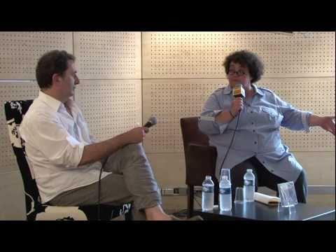 """François Morel interviewé par Juliette pour leur spectacle """"Le Soir, des lions..."""""""