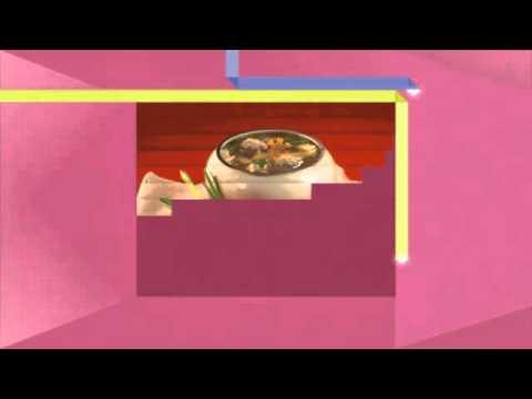 Суп из репы с рисом