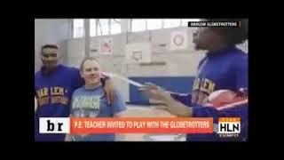 CNN HLN Bleacher Report coverage- Mr  Trick Shot NYC, Chris Dobransky SD