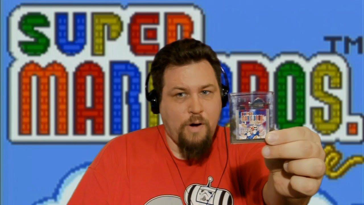 Game boy color super mario bros deluxe - Super Mario Bros Deluxe Game Boy Color Croooow Plays