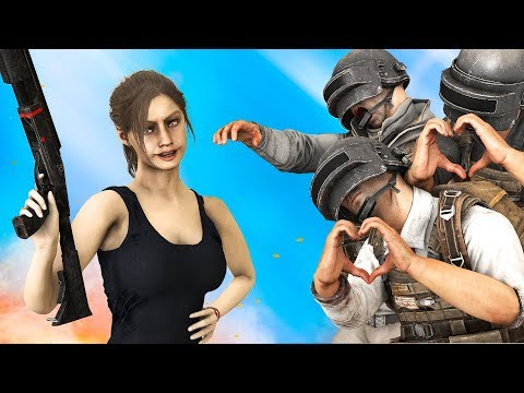 PUBG Animation: Girls in PUBG (SFM Animation)