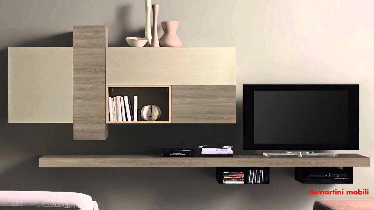 Soggiorni moderni 2014 youtube for Mobili sala da pranzo moderni