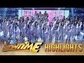 "watch he video of It's Showtime: MNL48 performs the Tagalized version of AKB48's ""Sakura"""