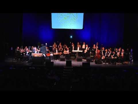 National Arab Orchestra - Fatafit il-Sukar -Mohamed Fawzi / فتافيت السكر - محمد فوزي