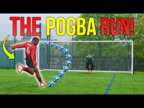 PAUL POGBA | THE 'POGBA' RUN ft. The F2