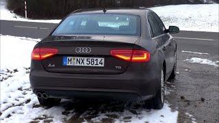 2015 Audi A4 2.0 TDI 150 HP Test Drive