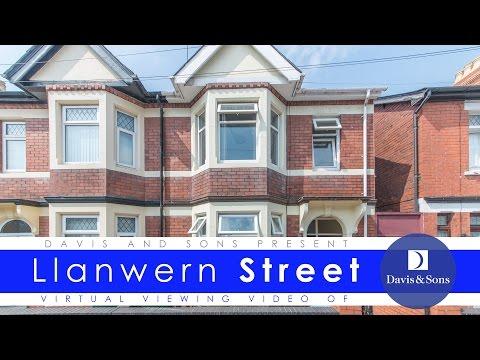 Davis & Sons Present a Virtual Viewing of Llanwern Street Newport
