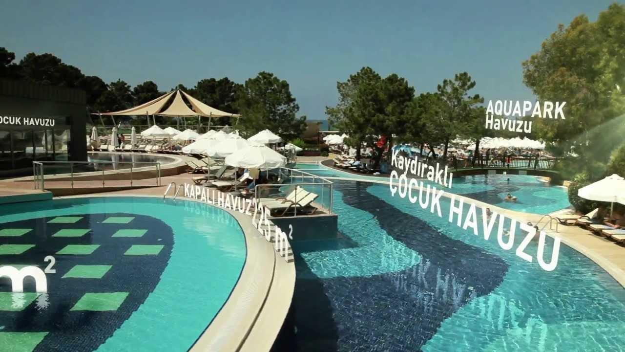 Sueno Hotels Beach Sıde - YouTube