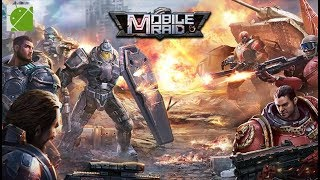 Mobile Raid - Android Gameplay FHD