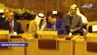 بالفيديو.. بحضور «أبو العينين» .. بدء حفل إطلاق التقرير العربى الثامن للتنمية الثقافية